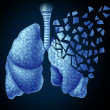 Lung Illness — Stock Photo #29313309