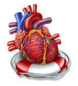 Heart Rescue — Stock Photo