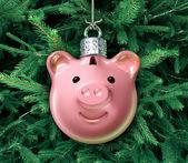 Christmas Business — Stock Photo