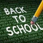 Постер, плакат: Return To School