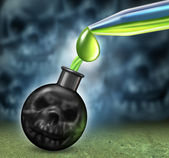 Chemical Weapons — Stock Photo