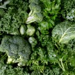 Green Vegetables — Stock Photo #31362267