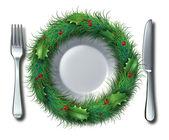Holiday Food — Stock Photo