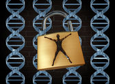 Genetic Prison — Stock Photo