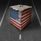 United States Government Shutdown — Stock Photo