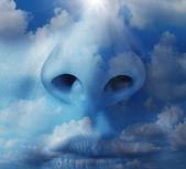 чистый воздух — Стоковое фото