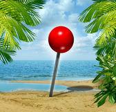 Vacation Spot — Stock Photo