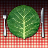 Vegetarian Cuisine — Stock Photo