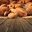 Bakery Bread — Stockfoto