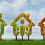 Housing Market Change — Stock Photo