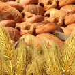 Wheat Bread Harvest — Stock Photo