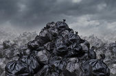 Garbage Dump — Stock Photo