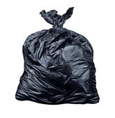 Garbage Bag — Stock Photo