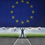 Break Into The European Market — Stock Photo