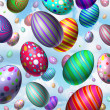 Easter Egg Celebration — Stock Photo