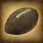 Old Grunge Football — Stock Photo