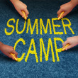 Stock Photo: Summer Camp