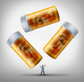 Medicine Management — Stock Photo