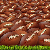Football Group — Stock Photo