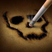 Smoking Danger — Stock Photo