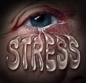 Human Stress — Stock Photo