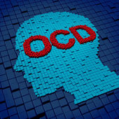 Obsessive Compulsive Disorder  — Stock Photo