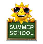 Summer School — Stock Photo