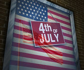 American Holiday — Stock Photo