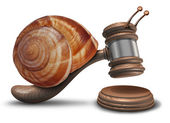 Slow Justice — Stock Photo