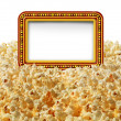 Cinema Popcorn Sign — Stock Photo #48830707