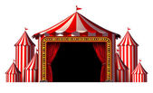 Circus Stage — Stock Photo