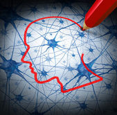 Neurology Research — Stock Photo