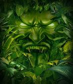 Jungle Fear — Stock Photo