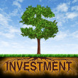 Investment and financial growth — ストック写真 #7976998