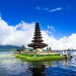 Pura Ulun Danu Bratan, a water temple on Bali, Indonesia — Stock Photo #50574485
