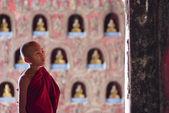 Shwe Yan Phe Monastery — Stock Photo