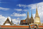 Temple of Emerald Buddha — Stock Photo