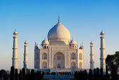 Taj mahal, Índia — Fotografia Stock