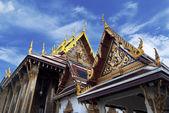 Temple of Emerald Buddha — Stock Photo
