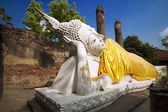 The Reclining Buddha Image — Stock Photo
