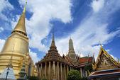 The Temple of Emerald Buddha — Stock Photo