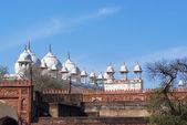 The Agra Fort, India — ストック写真