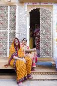 Indian women — Stock Photo