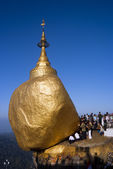 Kyaiktiyo Pagoda — Stock Photo