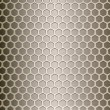 Cell metal background - Imagen vectorial