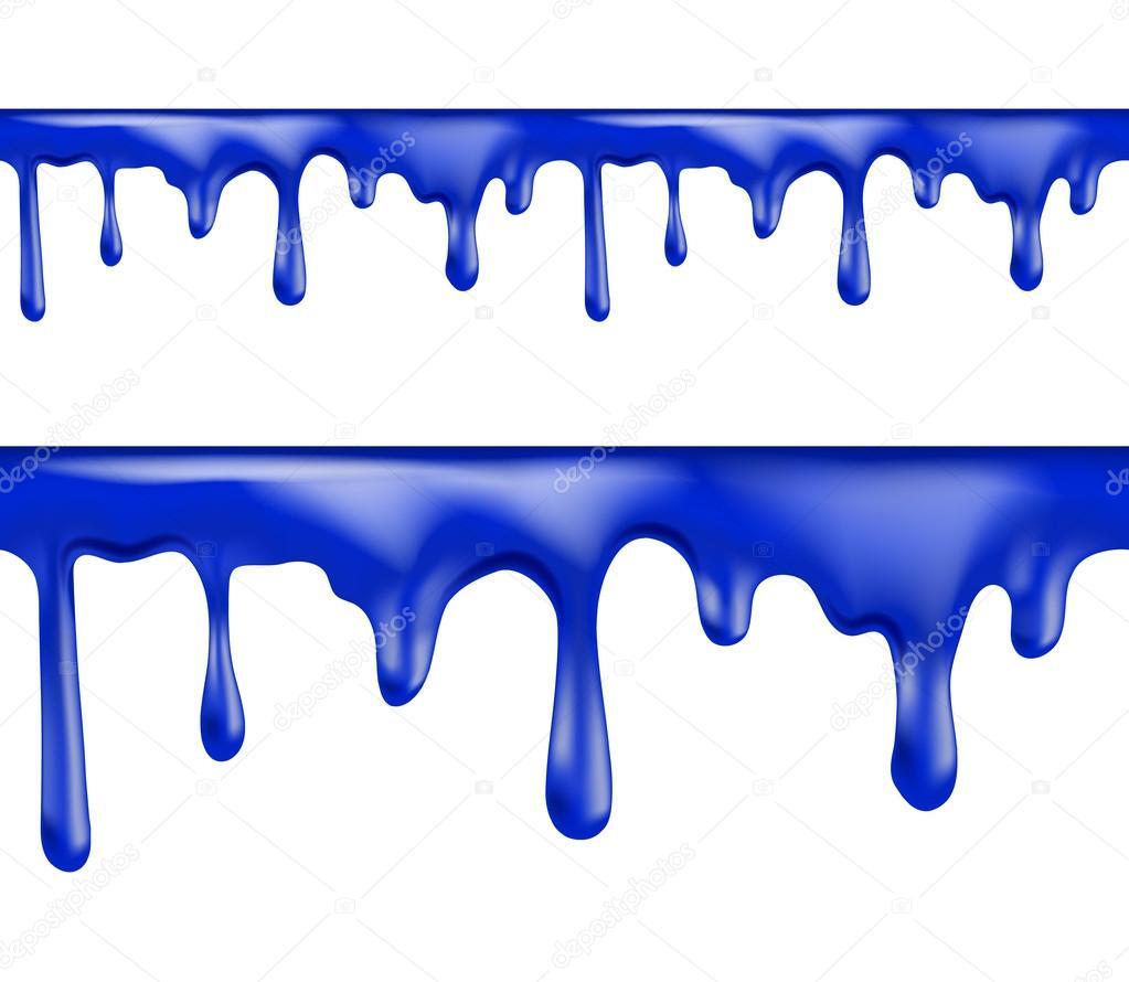 Gotas de pintura azul incons til patrones de colores for Colores de pintura azul