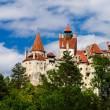 Bran medieval Castle, Transylvania, Romania - Stock Photo