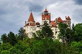Bran medieval Castle, Transylvania, Romania — Stock Photo