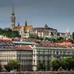 ������, ������: Buda and Matthias Church Old city of Budapest Hungary