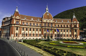 Brasov, neobaroque former Justice Palace. — Stock Photo